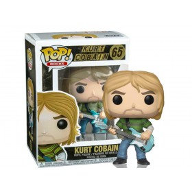 Nirvana:Kurt Cobain Pop!